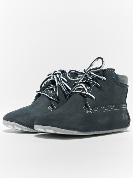 Timberland Boots Crib Booties With Hat azul