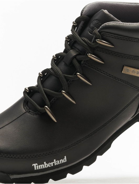 Timberland Boots Euro Sprint black