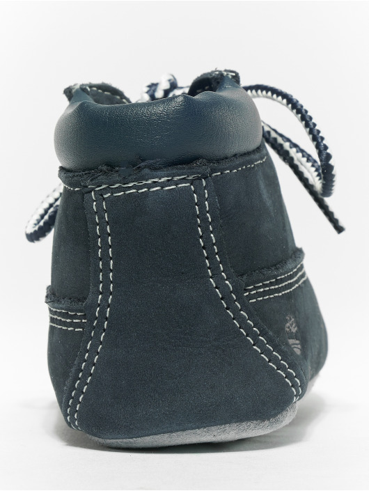Timberland Boots Crib Booties With Hat blauw