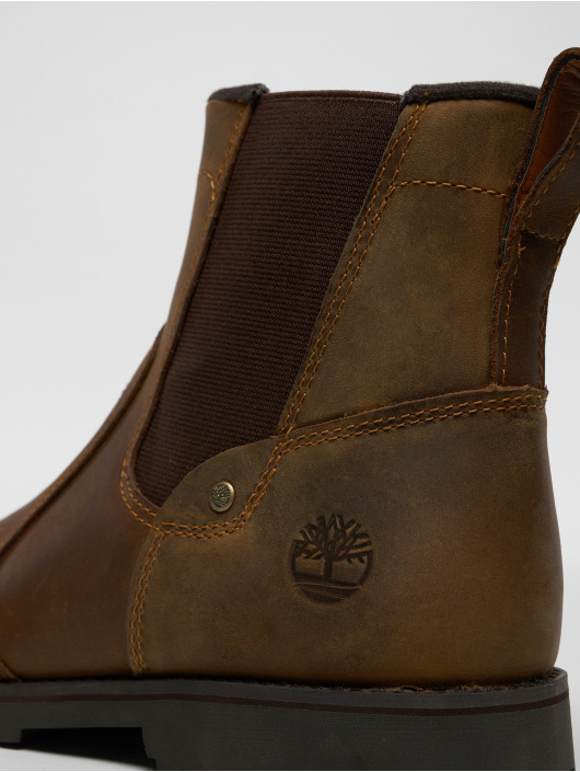 Timberland Boots Asphalt Trail Chelsea brown