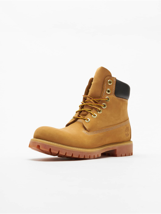 Timberland AF 6 Inch Premium Boots Wheat Yellow