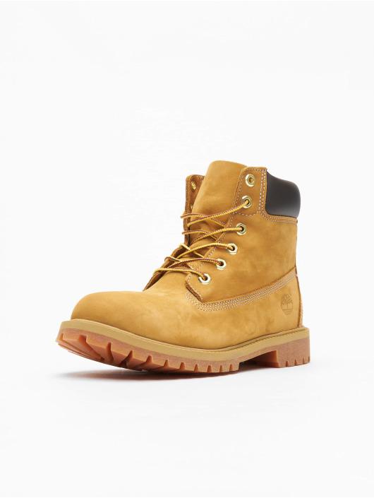 Timberland 6 In Premium Boots Wheat Yellow