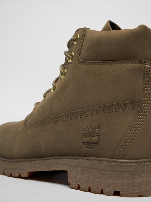 Timberland Boots 6 In Premium Waterproof grijs