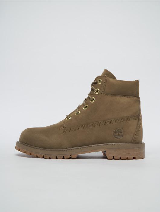 Timberland Boots 6 In Premium Waterproof gris