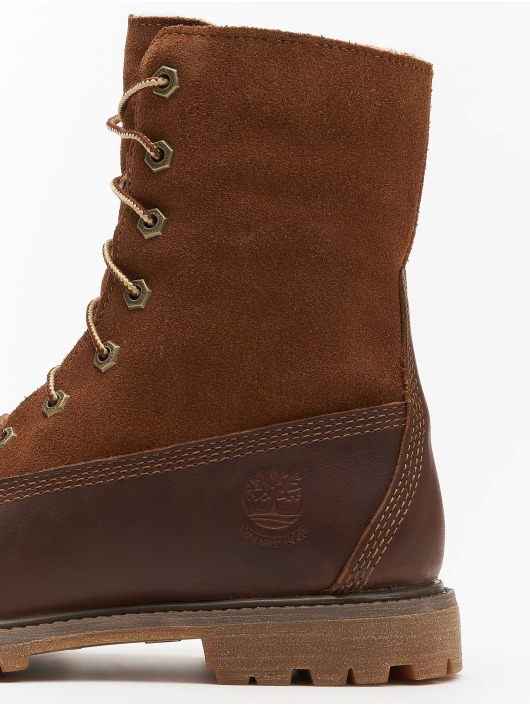 Timberland Boots Authentics marrón