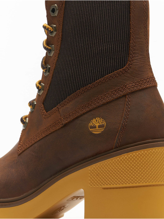 Timberland Boots Silvern Blossom Mid marrone
