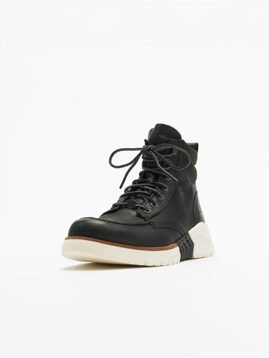 Timberland Boots MTCR Moc Toe schwarz