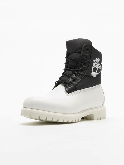Timberland Boots 6 Inch weiß