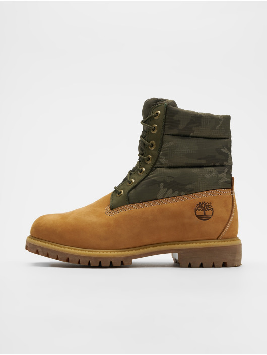 b813852df4ad3 Timberland | 6IN Premium beige Homme Chaussures montantes 577096