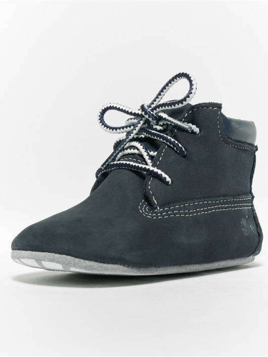 Timberland Chaussures montantes Crib Booties With Hat bleu