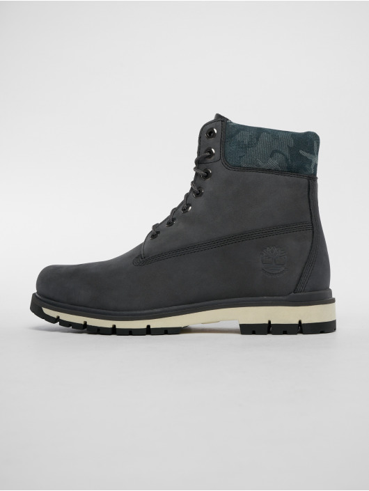 db3382cb1ad ... Timberland Chaussures montantes Radford 6 Waterproof gris ...