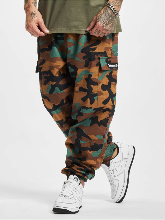 Timberland Chino bukser YC Camo kamuflasje