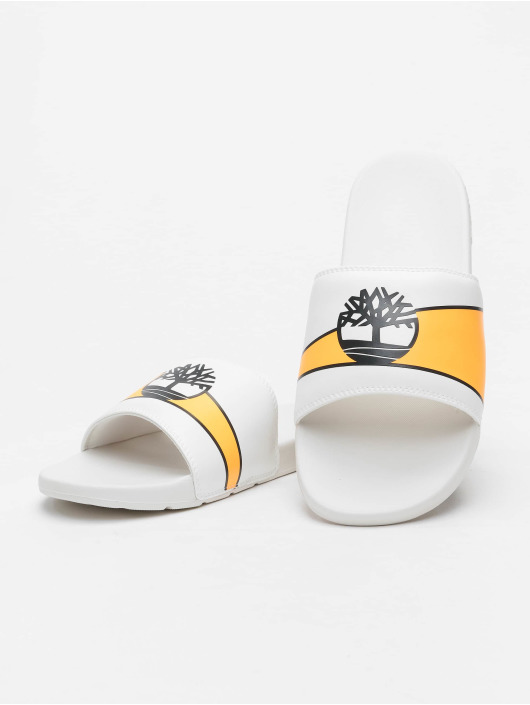 Timberland Claquettes & Sandales Playa Sands blanc