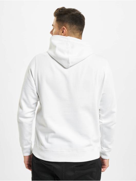 Timberland Felpa con cappuccio Core Logo Bb bianco