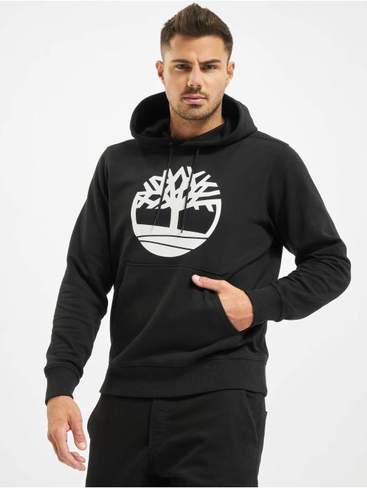 Timberland Felpa con cappuccio Core Logo Bb nero