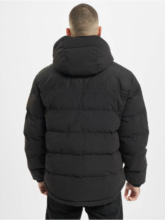 Timberland Gewatteerde jassen Mountain zwart