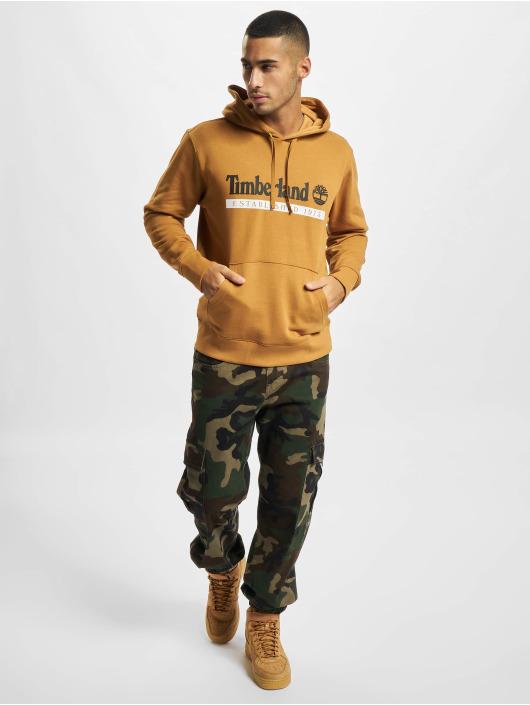Timberland Hoodie Established 1973 beige
