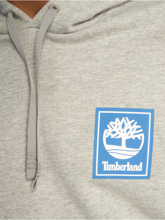 Timberland Hoodie YCC Stack Logo gray