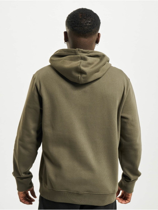 Timberland Hoodies Core Logo olivový