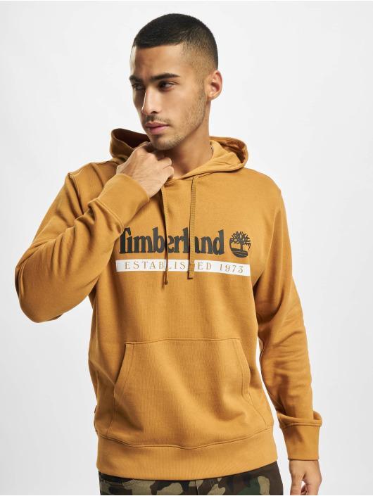 Timberland Hoody Established 1973 beige