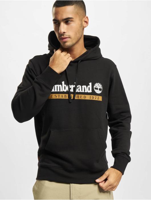 Timberland Hoody Established 1973 schwarz