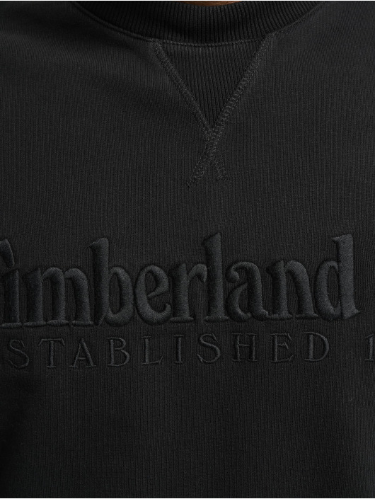 Timberland Jersey Est1973 negro