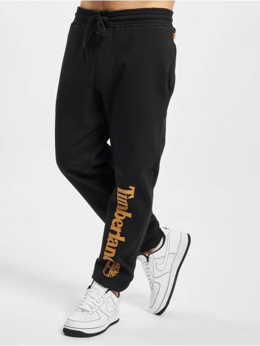 Timberland Jogging kalhoty Core Logo čern