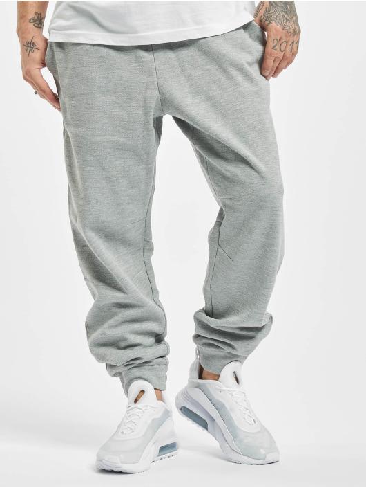 Timberland Jogging kalhoty Pique Melangel šedá