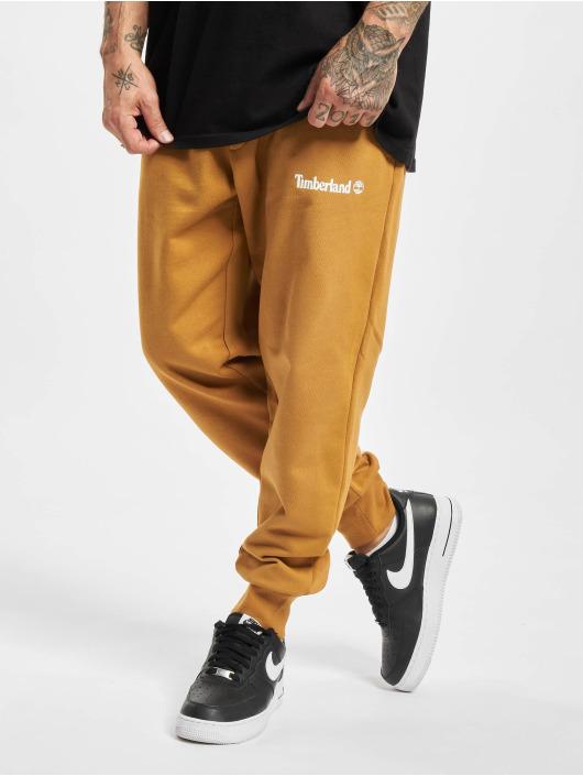 Timberland Jogging kalhoty Established 1973 béžový