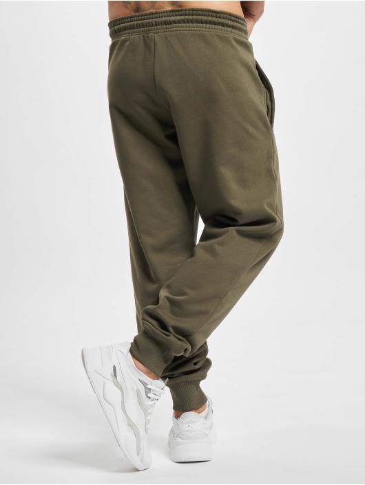 Timberland Jogging kalhoty Core Logo olivový