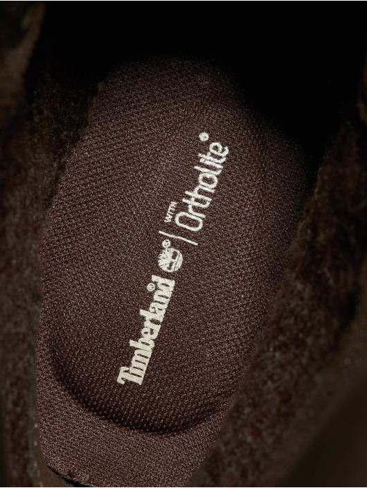 Timberland Kozaki/botki Leslie Anne Lace Up brazowy