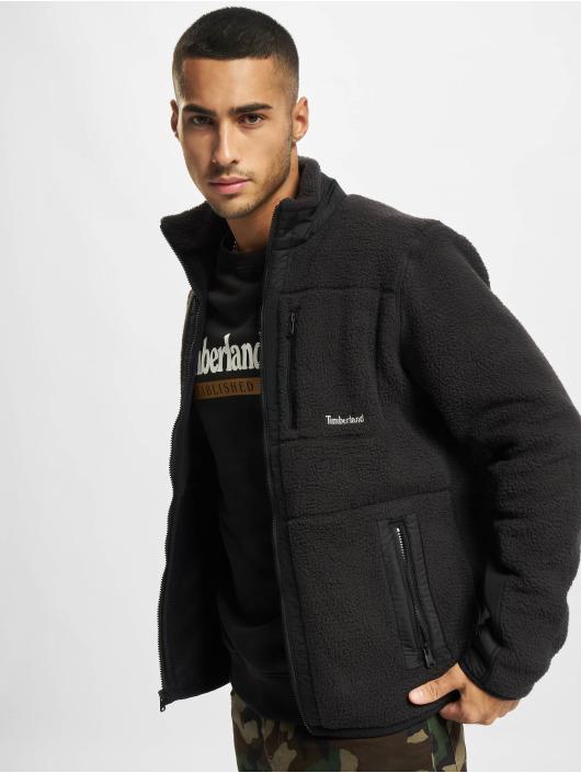 Timberland Lightweight Jacket MM Sherpa Fleece black