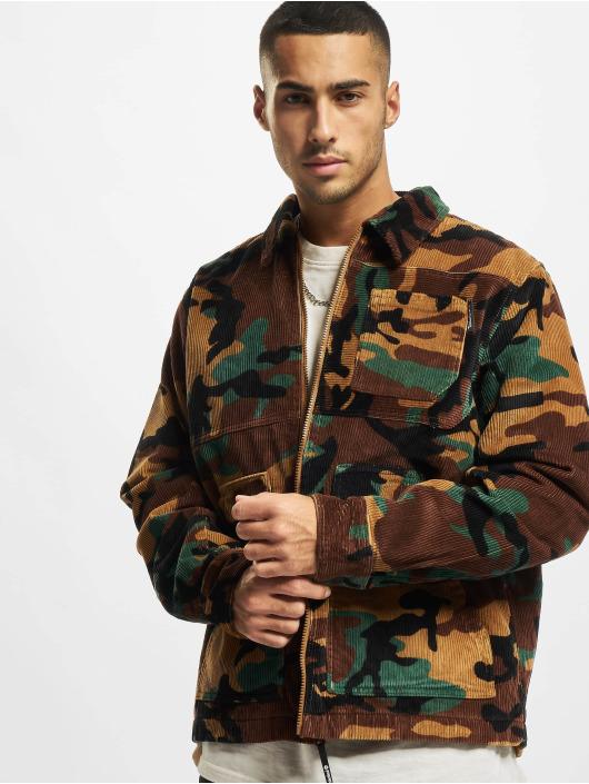 Timberland Lightweight Jacket YC Corduroy Chore camouflage