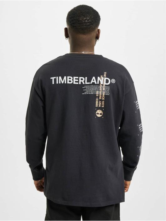 Timberland Longsleeves Yc Ww Graphic czarny