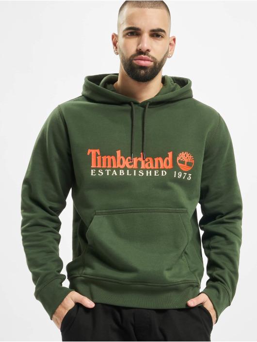 Timberland Mikiny Core Established zelená
