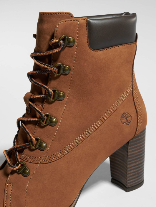 Timberland Nilkkurit Leslie Anne Lace Up ruskea