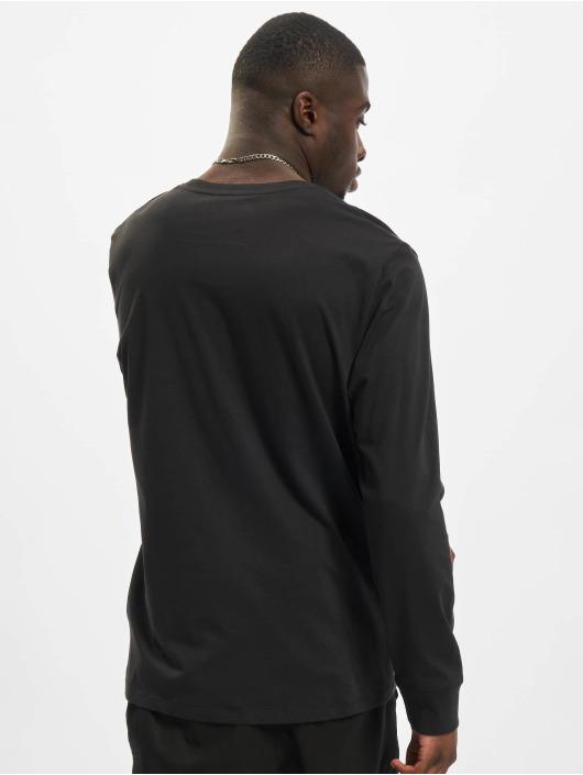 Timberland Pitkähihaiset paidat Stack Logo musta