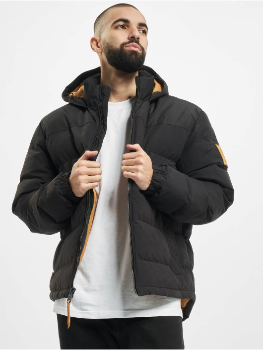 Timberland Puffer Jacket Mountain black