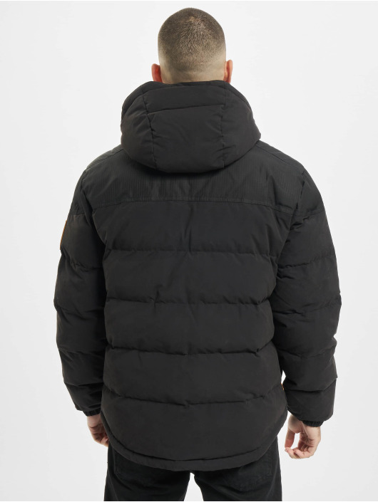 Timberland Puffer Jacket Mountain schwarz