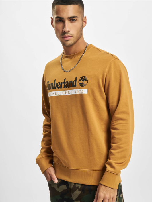 Timberland Pullover Established 1973 beige