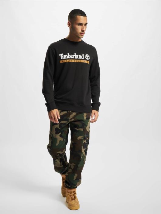 Timberland Pullover Established 1973 Crewneck black