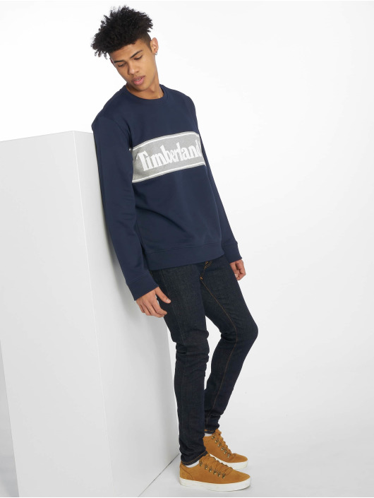 Timberland Pullover Ycc Cut Sew schwarz