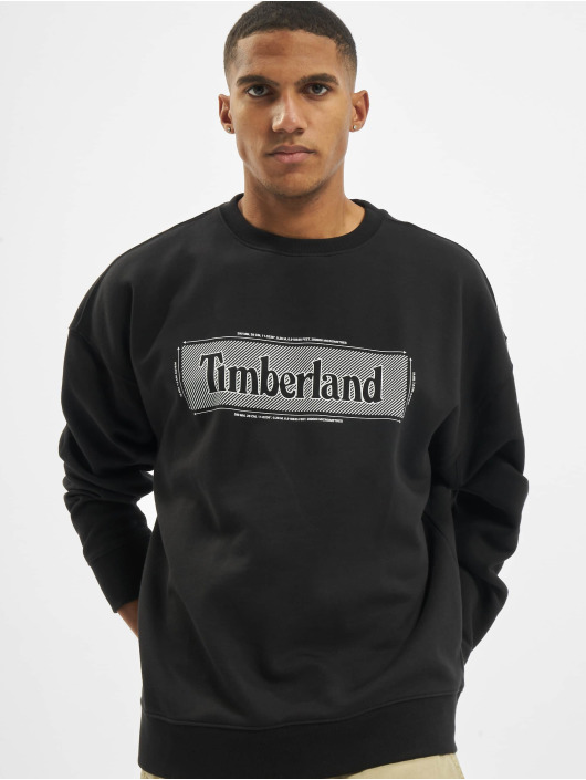 Timberland Pullover TFO YC Crew LG schwarz