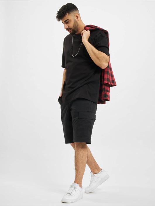 Timberland shorts Cargo zwart