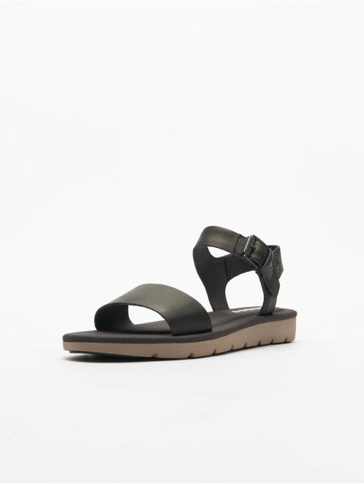 Timberland Slipper/Sandaal Lottie Lou 1Band zwart