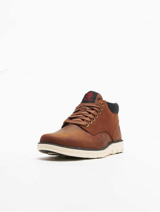 Timberland Bradstreet Chukka Leather Sneakers Brown