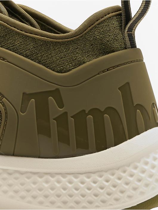 Timberland Flyroam Sprint Mid ReBOTL Martini Olive Sneakers
