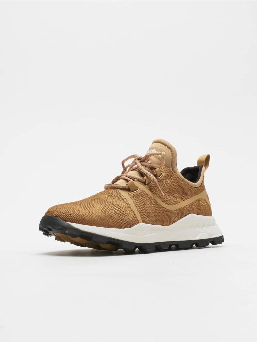 Timberland Sneakers Brooklyn Fabric Oxford beige