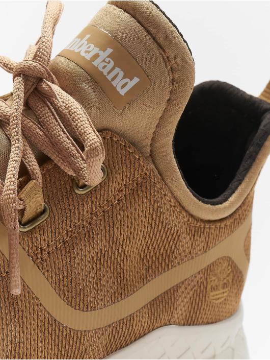Timberland Sneakers Brooklyn Fabric Oxford bezowy