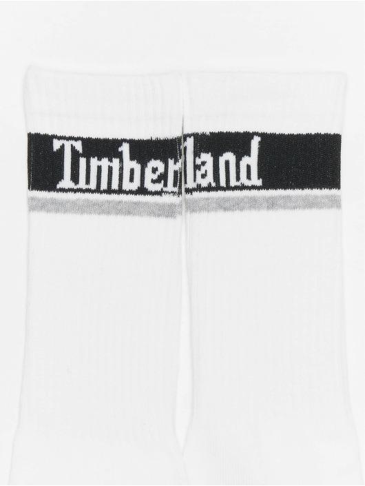 Timberland Sokker Logo Pattern 2 Pack grå